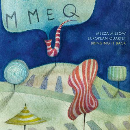 Jazz-Saxophonist David Milzow & Mezza Milzow European Quartet, European Creative Jazz