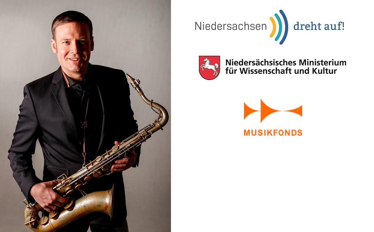 Jazz-Saxophonist & Komponist David Milzow aus Hannover/Deutschland, Creative European Jazz