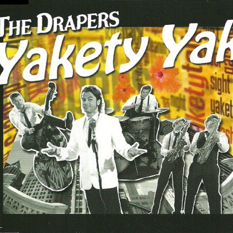"Single-Cover ""The Drapers-Yakety Yak"", feat. David Milzow (Tenor-, Baritonesaxes, Clarinet)"