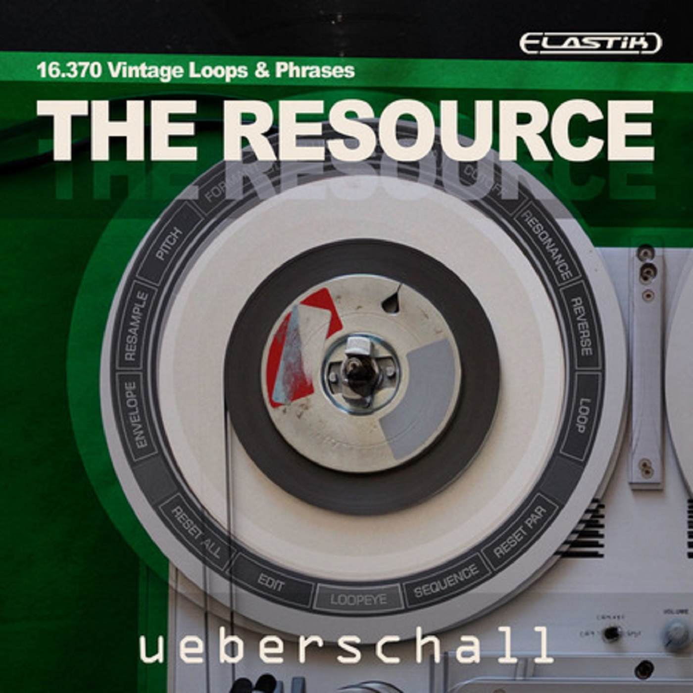 "Cover ""Ueberschall The Resource"" with David Milzow (Saxophones)"