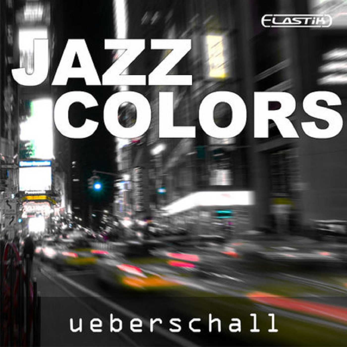 "Cover ""Ueberschall Jazz Colors"" feat. David Milzow (Saxophones, Flutes)"