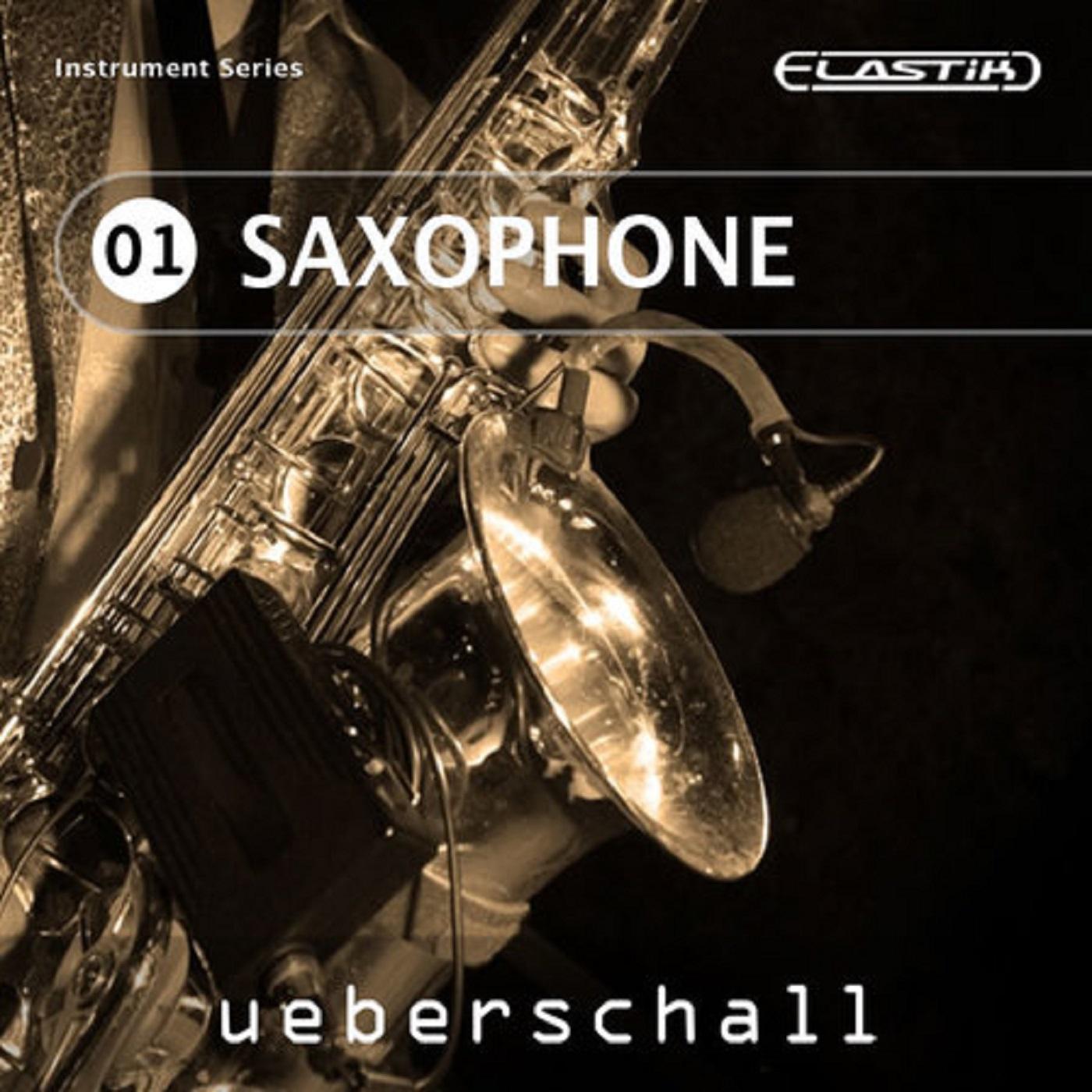 "Cover ""Ueberschall Saxophone"" feat. David Milzow (Saxophones)"