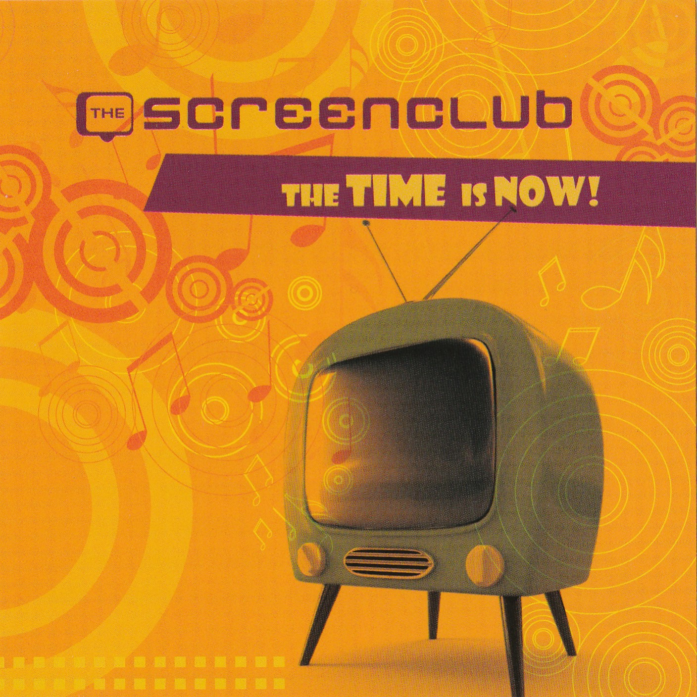 Cover The Screenclub feat. David Milzow (Saxes)- The Time Is Now!
